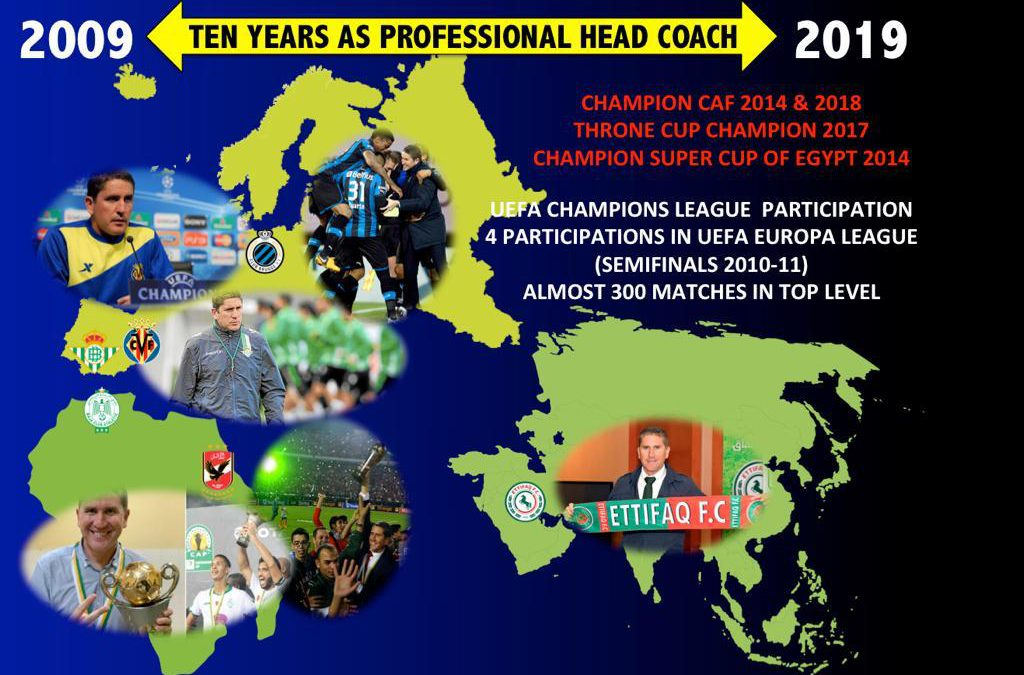 TEN YEARS PROFESSIONAL SOCCER